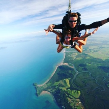 Skydive in Australia